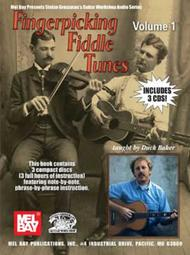Fingerpicking Fiddle Tunes Volume 1