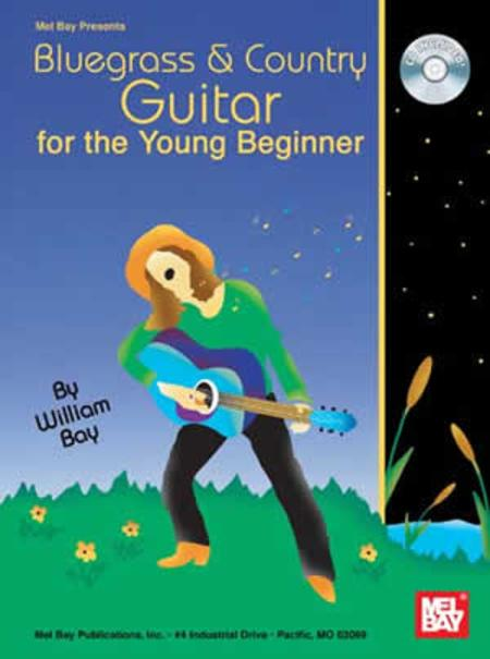 Bluegrass & Country Guitar for the Young Beginner
