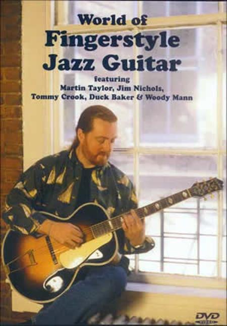 World of Fingerstyle Jazz Guitar