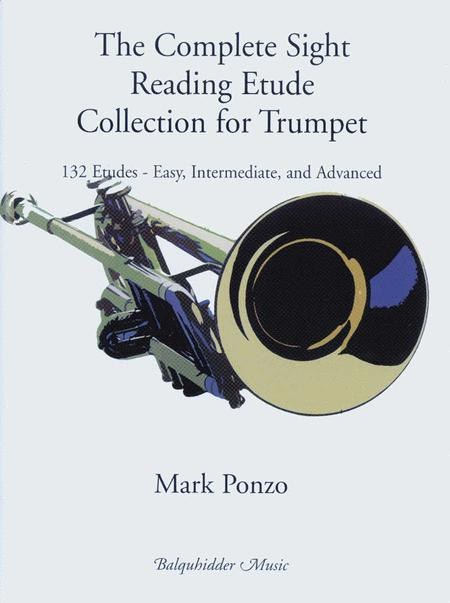 Complete Sight Reading Etude Collection for Trumpet