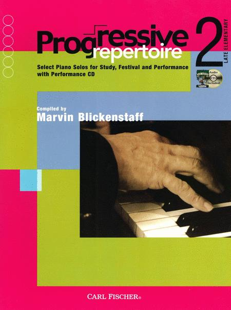 Progressive Repertoire 2