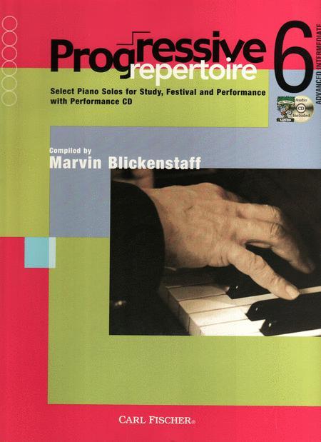 Progressive Repertoire 6