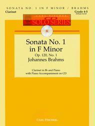Sonata No. 1 in F Minor