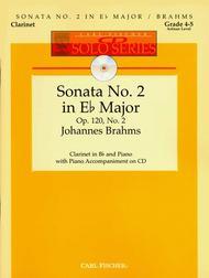 Sonata No. 2 in Eb Major