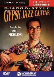 Learn to Play Django-Style Gypsy Jazz Guitar