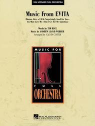 Music from Evita