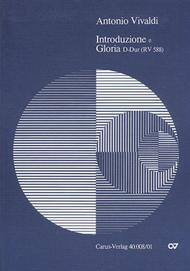 Introduzione e Gloria