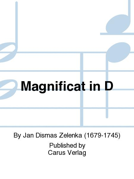Magnificat in D