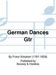 German Dances Gtr