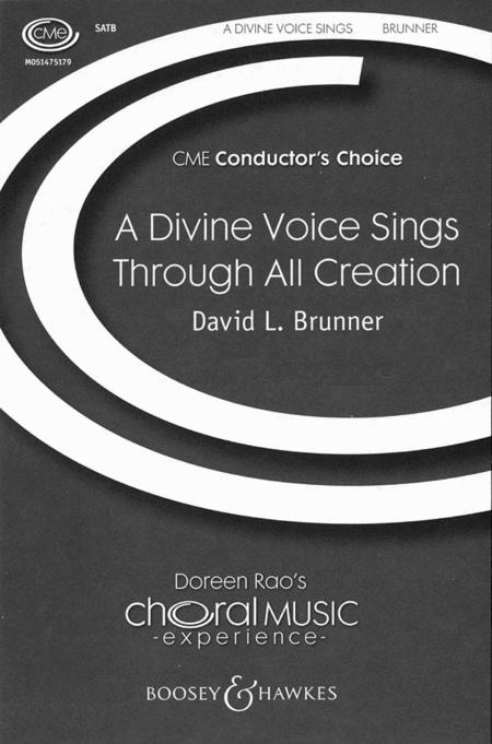 A Divine Voice Sings Through All Creation