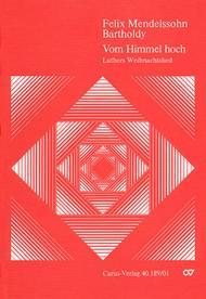 From heav'n on high (Vom Himmel hoch)