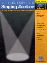The Contemporary Singing Actor - Volume 2 (Women's Edition)
