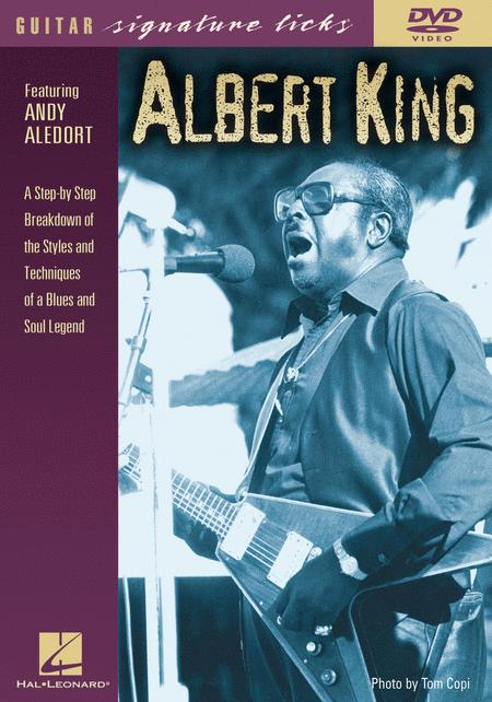 Albert King (DVD)