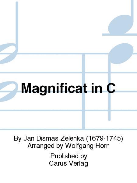 Magnificat in C major