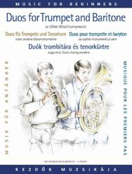 Duos for Trumpet and Baritone