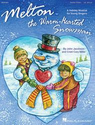 Melton: The Warm-Hearted Snowman - ShowTrax CD (CD only)