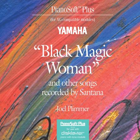 black magic woman and other songs recorded by santana sheet music by
