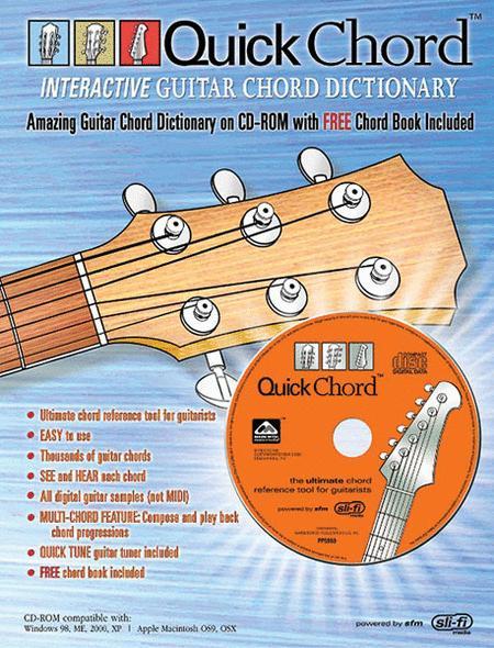 Quick Chord Interactive Guitar Chord Dictionary Sheet Music - Sheet ...