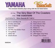 The Very Best of The Coasters - Piano Software