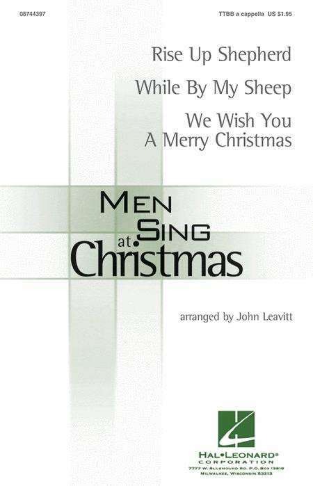 Men Sing at Christmas
