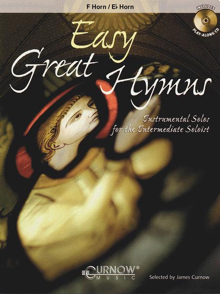 Easy Great Hymns (Horn)