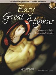 Easy Great Hymns (Bassoon / Trombone / Euphonium)