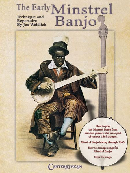 The Early Minstrel Banjo