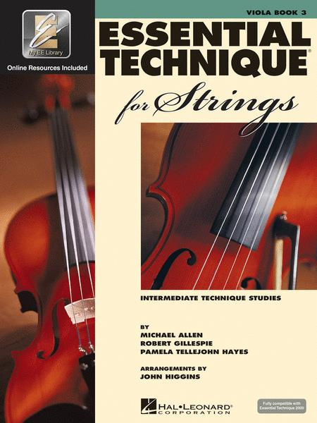 Essential Technique for Strings with EEi