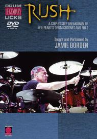 Rush - Legendary Licks for Drums (DVD)