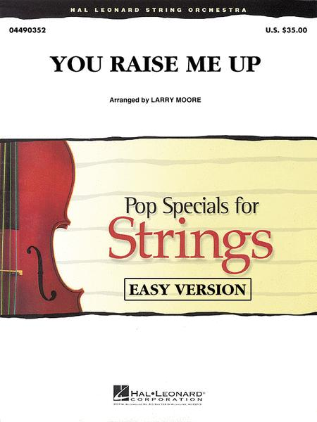 You Raise Me Up - String Orchestra