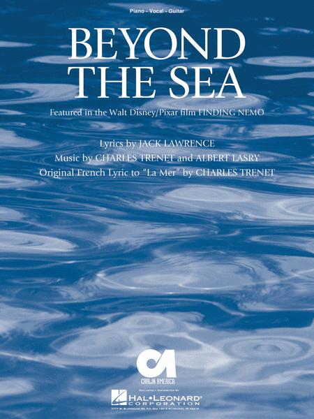 Beyond The Sea Sheet Music By Bobby Darin Sheet Music Plus