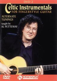 Celtic Instrumentals for Fingerstyle Guitar - DVD