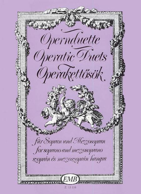 Opera Duets for Soprano and Mezzo-Soprano