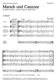 Funeral music of Queen Mary