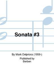 Sonata #3