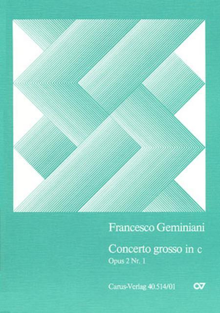Concerto grosso in C minor