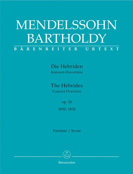 The Hebrides, Op. 26
