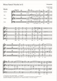 Nikolai Mass (Missa Sancti Nicolai)