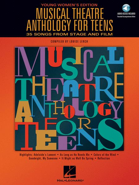 Musical Theatre Anthology for Teens - Young Women's