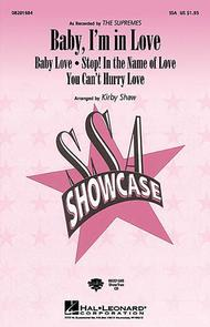 Baby, I'm in Love - ShowTrax CD