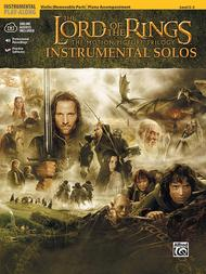 The Lord of the Rings - Instrumental Solos (Violin/Piano)
