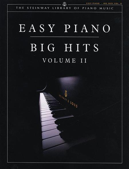 Easy Piano Big Hits, Volume 2