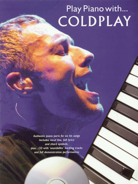 Play Piano with Coldplay (Book & CD)