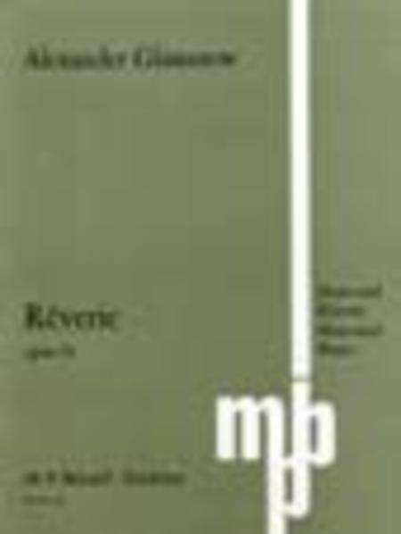 Reverie, Op. 24