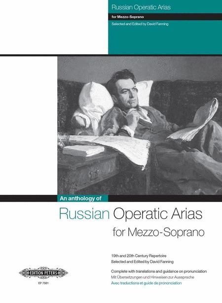 Russian Operatic Arias for Mezzo-Soprano