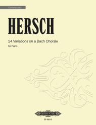 24 Variations on a Bach Chorale