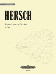 Three Character Studies