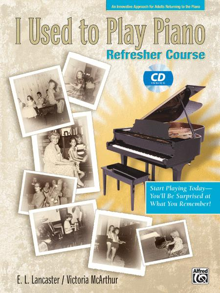 I Used to Play Piano (Book & CD)