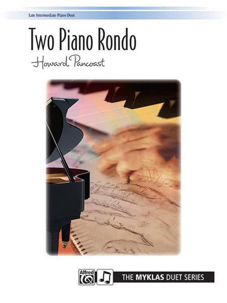 Two Piano Rondo