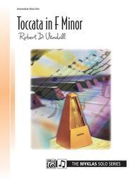 Toccata in F Minor